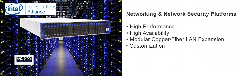 Networking & Network Security Appliances